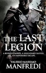 The Last Legion af Valerio Massimo Manfredi