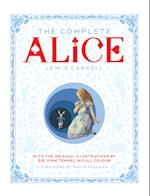 The Complete Alice af Lewis Carroll