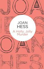 Holly, Jolly Murder af Joan Hess