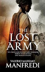 The Lost Army af Valerio Massimo Manfredi