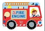 Whizzy Wheels: My First Fire Engine (Whizzy wheels, nr. 8)
