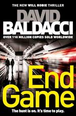 End Game af David Baldacci