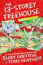 The 13-Storey Treehouse (The Treehouse Books, nr. 1)
