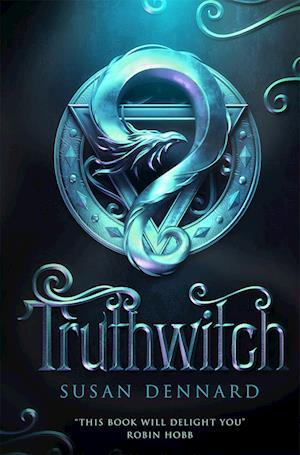 Bog, paperback Truthwitch af Susan Dennard
