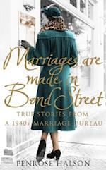 Marriages Are Made in Bond Street af Penrose Halson