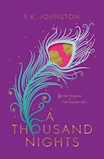 Thousand Nights af E.K. Johnston