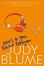 Here's to You, Rachel Robinson af Judy Blume