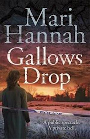 Bog, hardback Gallows Drop af Mari Hannah