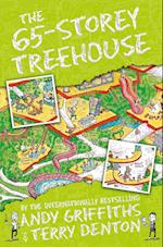 The 65-Storey Treehouse (The Treehouse Books, nr. 5)