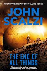 The End of All Things af John Scalzi