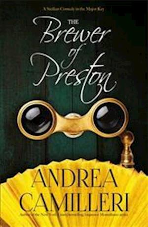 Bog, paperback The Brewer of Preston af Andrea Camilleri