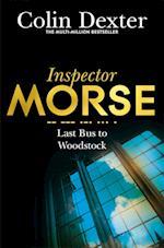 Last Bus to Woodstock af Colin Dexter