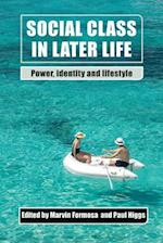 Social class in later life