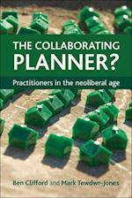 The collaborating planner?