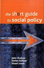 short guide to social policy
