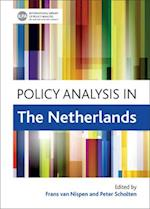 Policy analysis in the Netherlands (International Library of Policy Analysis, nr. 3)