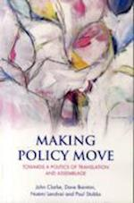 Making Policy Move af John Clarke