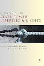 A companion to state power, liberties and rights af Sharon Morley
