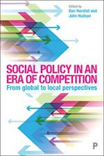 Social policy in an era of competition