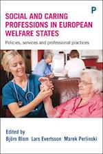 Social and Caring Professions in European Welfare States