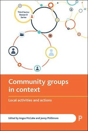 Bog, hardback Community Groups in Context af Angus Mccabe