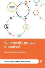 Community groups in context af Angus Mccabe