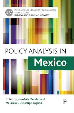 Bog, hardback Policy Analysis in Mexico af Jose Luis Mendez