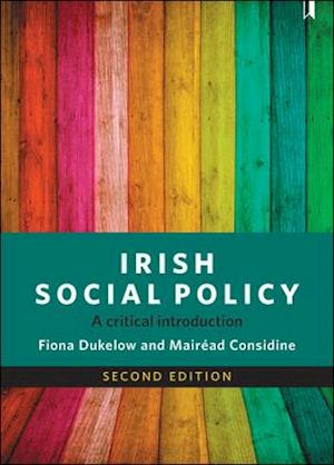 Bog, paperback Irish social policy af Fiona Dukelow