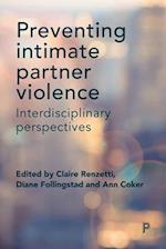 Preventing intimate partner violence af Diane Follingstad