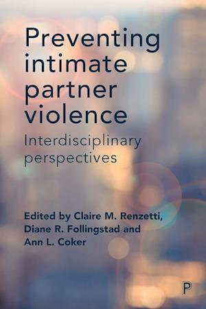 Bog, paperback Preventing Intimate Partner Violence
