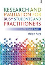 Research and Evaluation for Busy Students and Practitioners