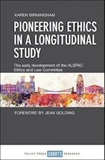 Pioneering ethics in a longitudinal study