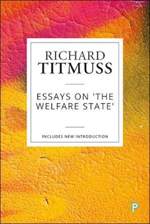 Essays on the Welfare State (Reissue)