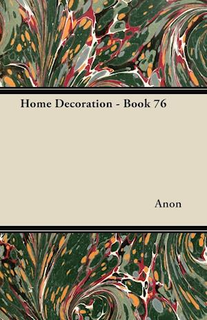 Home Decoration - Book 76