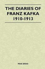Diaries of Franz Kafka 1910-1913 af Max Brod