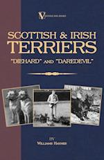 Scottish Terriers and Irish Terriers - Scottie Diehard and Irish Daredevil (a Vintage Dog Books Breed Classic) af Williams Haynes