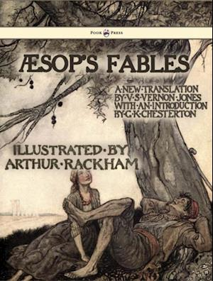 Aesop's Fables - Illustrated by Arthur Rackham af Aesop