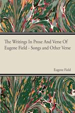Writings In Prose And Verse Of Eugene Field af Eugene Field