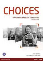 Choices Upper Intermediate Workbook & Audio CD Pack