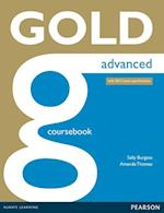 Gold Advanced Coursebook (Gold)