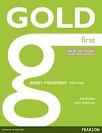 Gold First New Edition Maximiser with Key (Gold)