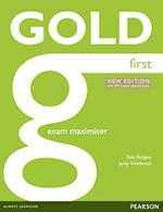 Gold First New Edition Maximiser without Key (Gold)