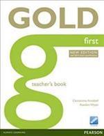 Gold First New Edition Teacher's Book (Gold)
