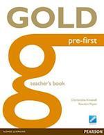 Gold Pre-First Teacher's Book (Gold)