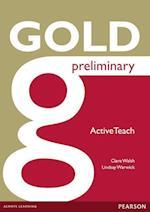 Gold Preliminary Active Teach (Gold)