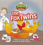 Bug Club Comics for Phonics Set 06 Red A The Fox Twins (Bug Club)
