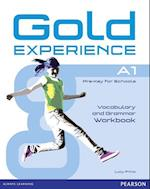 Gold Experience A1 Workbook without key (Gold)