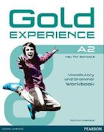 Gold Experience A2 Workbook without key (Gold)