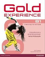 Gold Experience B1 Workbook without key (Gold)
