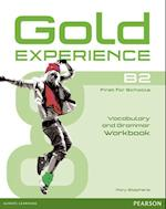 Gold Experience B2 Workbook without key (Gold)